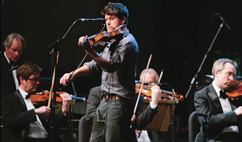 Seth Lakeman Live with the BBC Concert Orchestra - New Live EP out in December