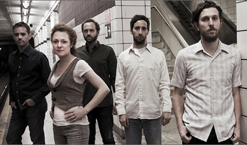 Simple Folk Radio - featuring in session Great Lake Swimmers