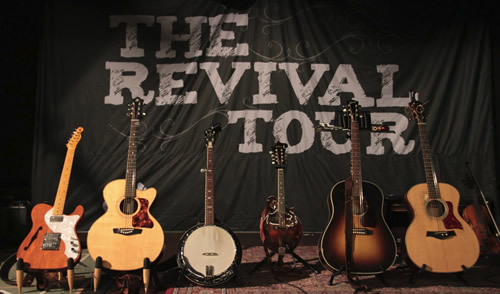 Ticket Giveaway: The Revival Tour (also featuring Emily Barker)