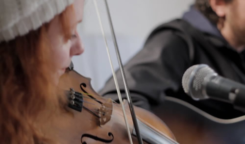 Video: Great Lake Swimmers - Simple Folk Radio session (pt1)